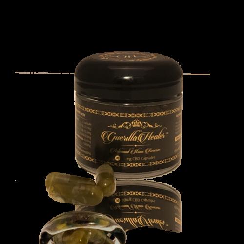 CBD Oil Capsules, Certified Kosher