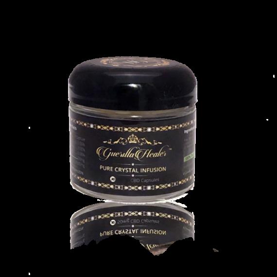20mg Pure CBD capsules | 600mg | THC-Free
