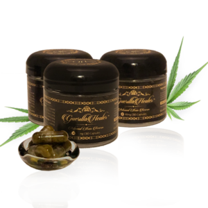 GH Gold™  CBD capsules | Full Spectrum  Organic Coconut Oil