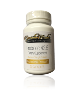 Professional Protocol Probiotic 42.5 Billion CFU (10 strain symbiotic blend))