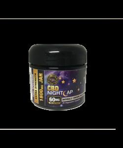 60 MG CBD night CAps- Sleep like never before!